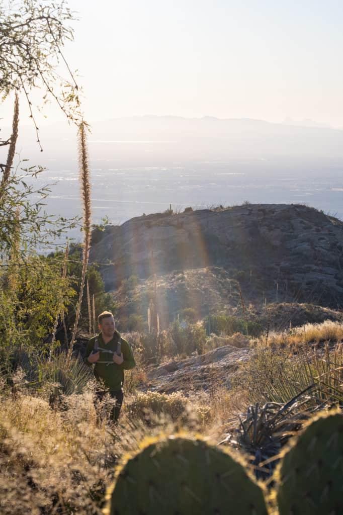 Hike Weekend in Tucson