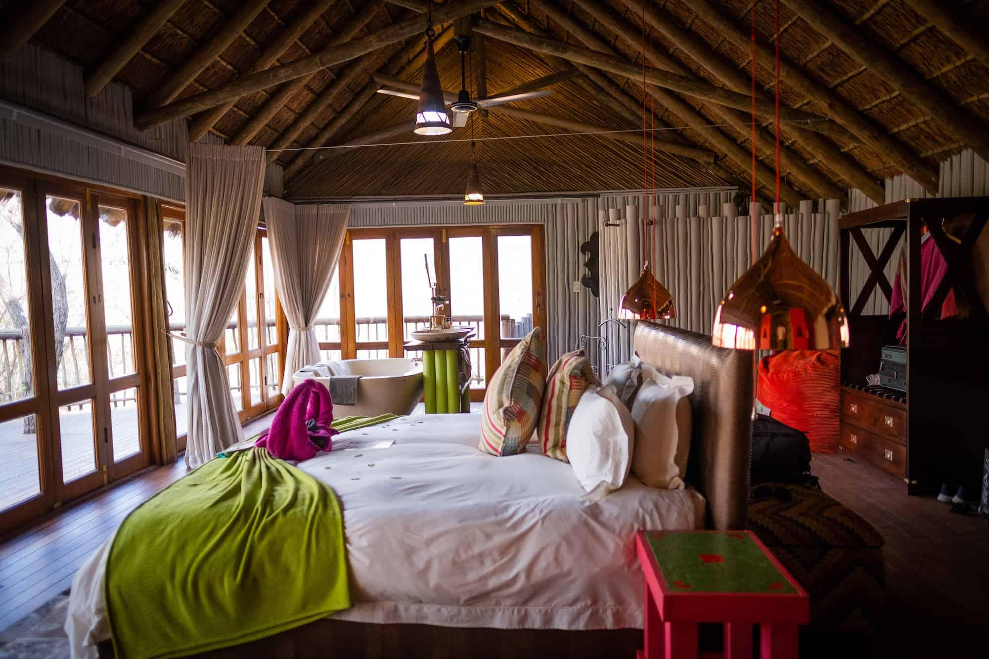 Rooms At Jaci's Tree Lodge