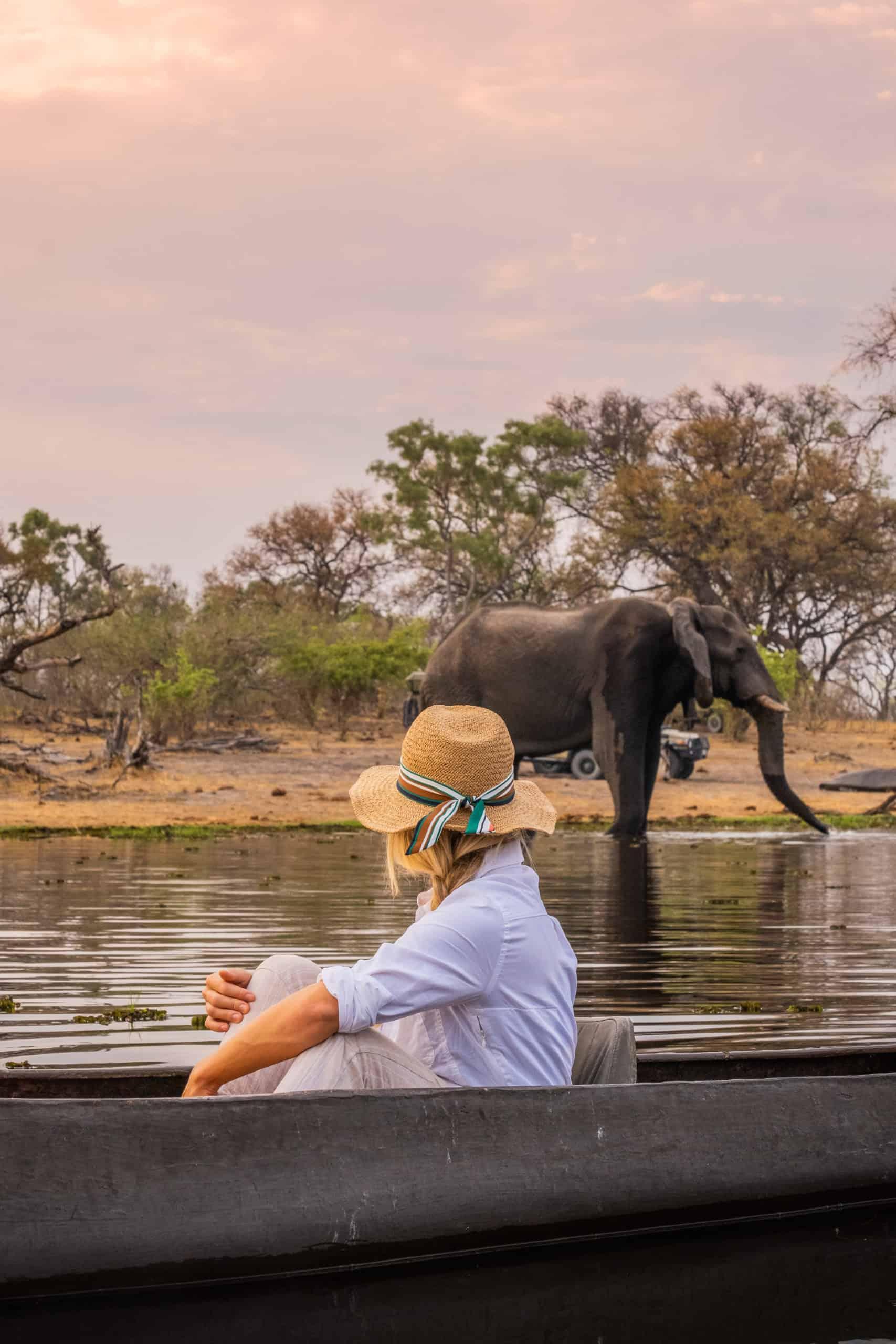 Khwai-Botswana