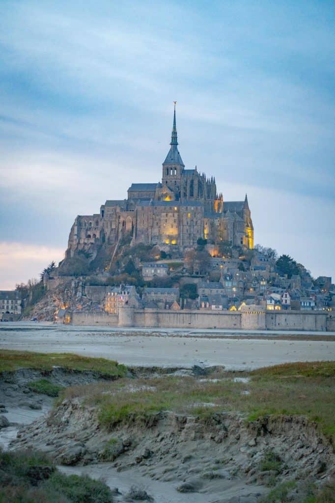 Mont Saint Michel Marsh