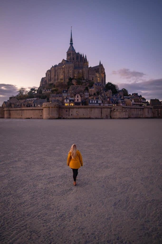 Mont Saint Michel Natasha Low Tide