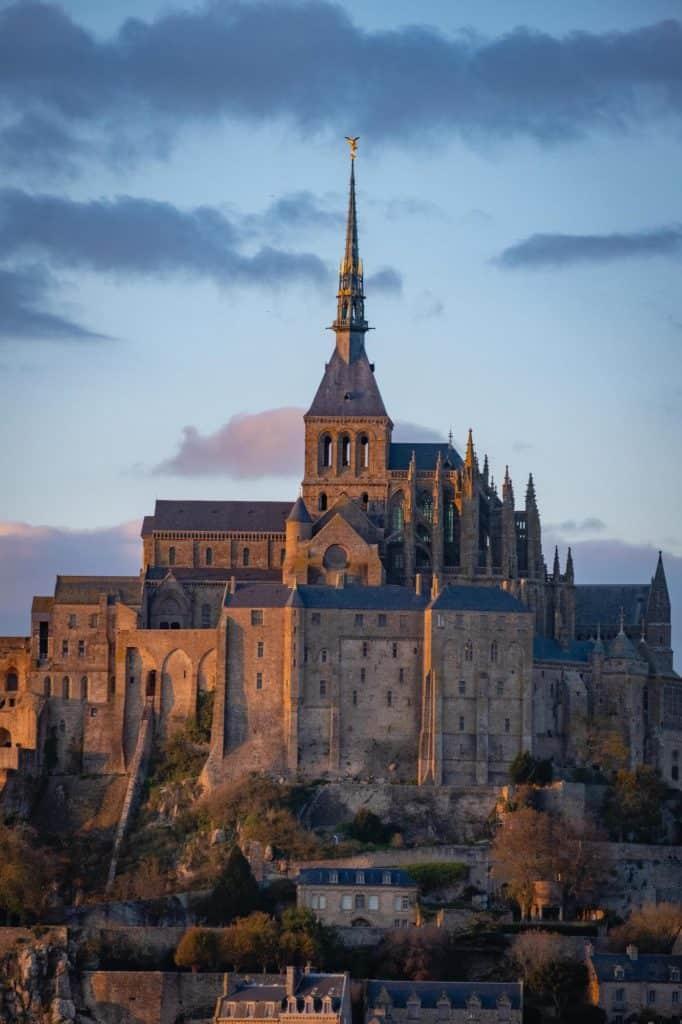 Mont Saint Michel Steeple