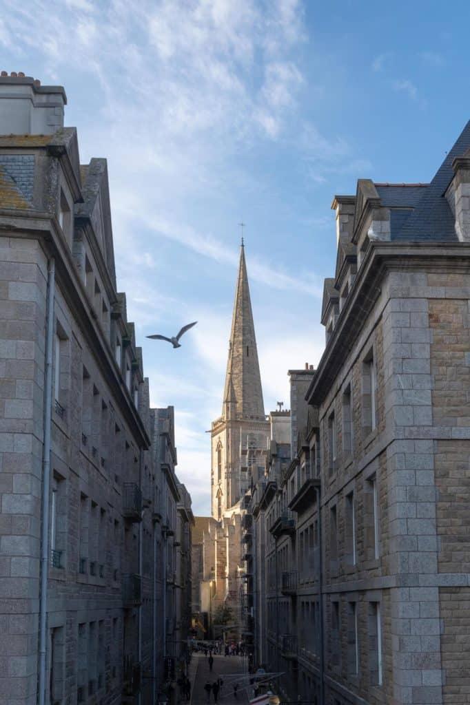 Saint Malo Steeple