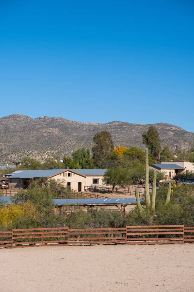 Tanque Verde Ranch Property Weekend in Tucson