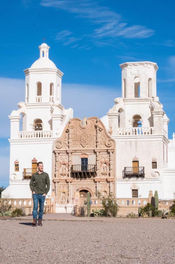 Cameron Xavier Del Bac Weekend in Tucson