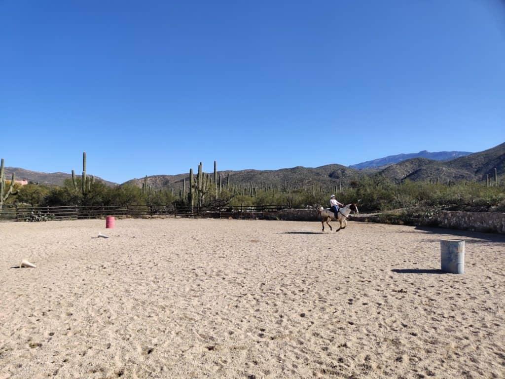 Horseback Ride Weekend in Tucson