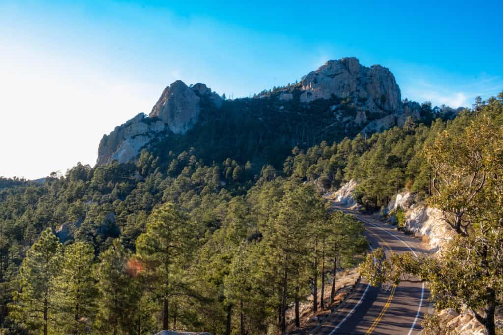 Mount Lemmon Scenic Byway Weekend in Tucson