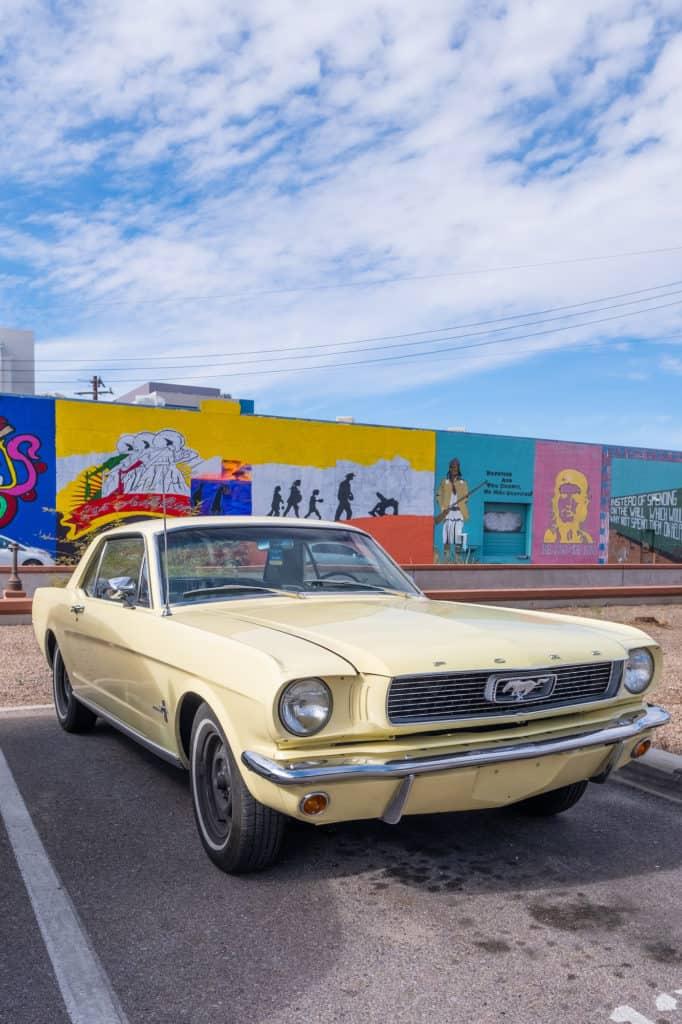 Mustang Weekend in Tucson