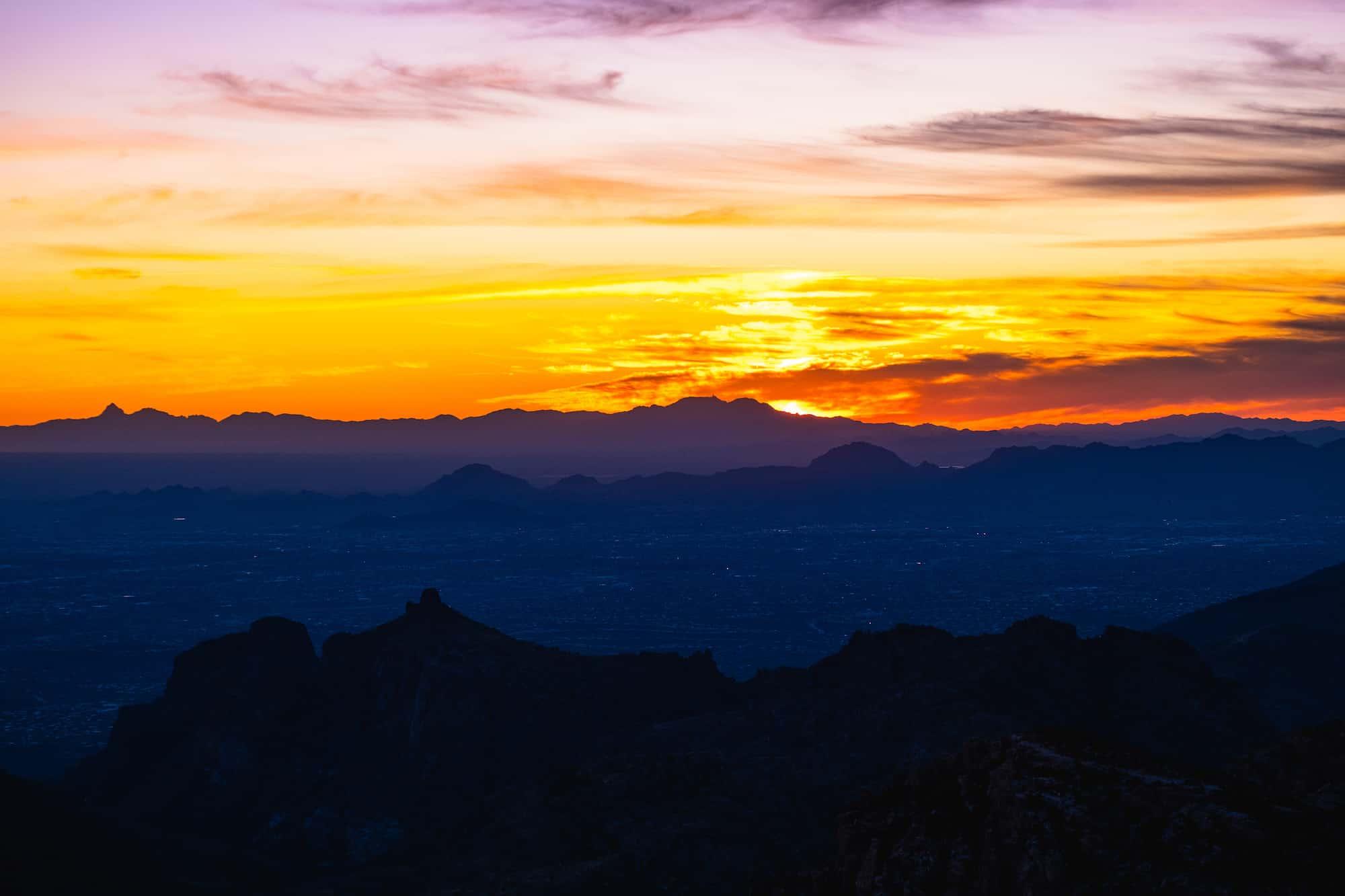 Windy Point Landscape Weekend in Tucson