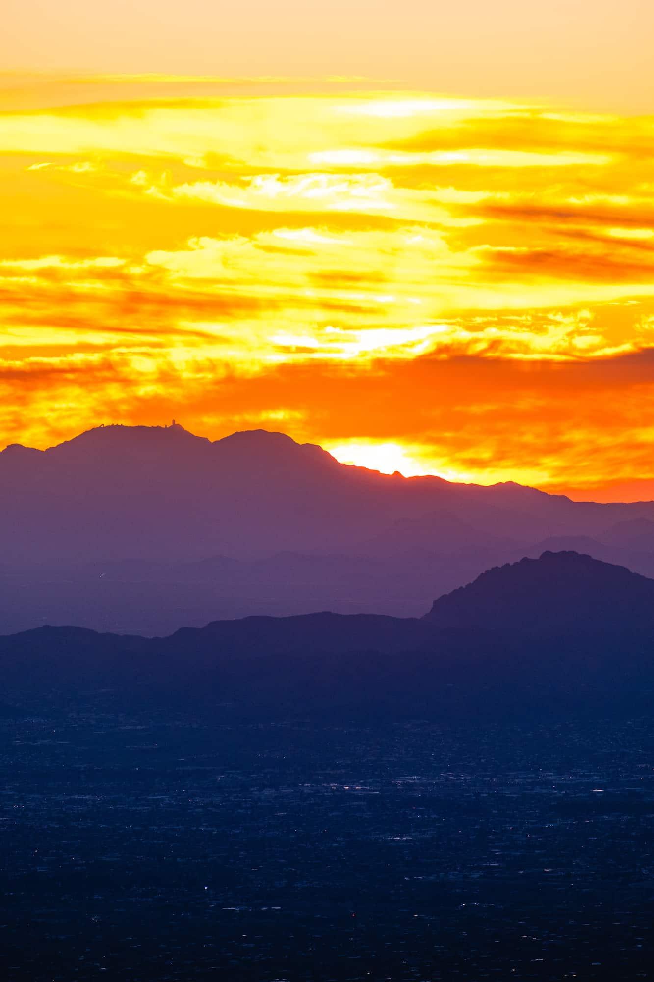 Wild Sunset Weekend in Tucson