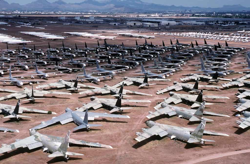 Pima Air Museum Weekend in Tucson