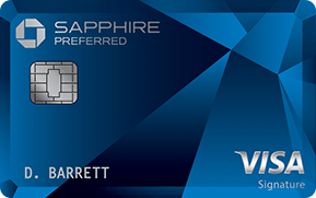 Chase Sapphire Preferred Travel Credit Cards