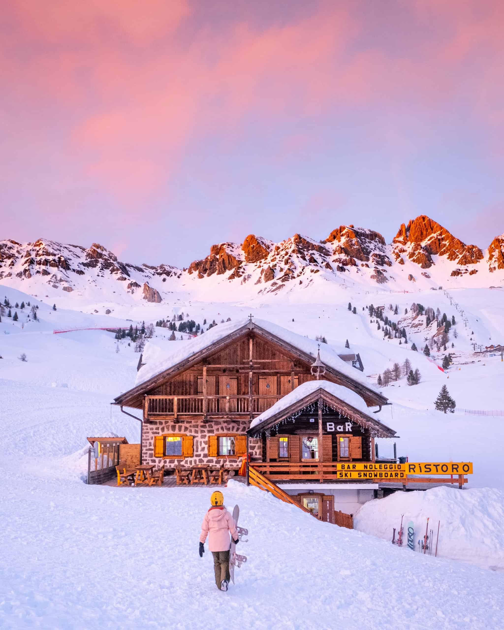 Dolomites Superski Pass Trentino