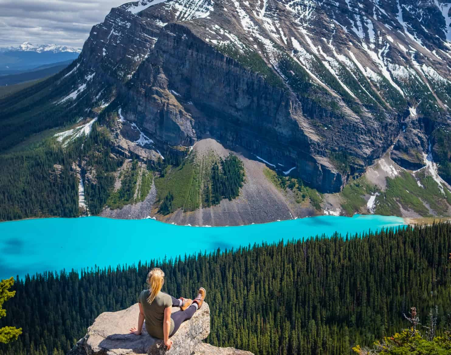 Lake Louise Hikes