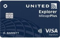 United(SM) Explorer Card