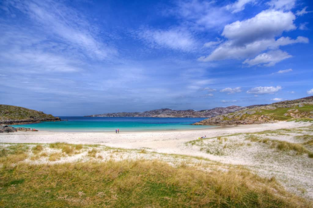 Achmelvich Beach Hikes in SCotland