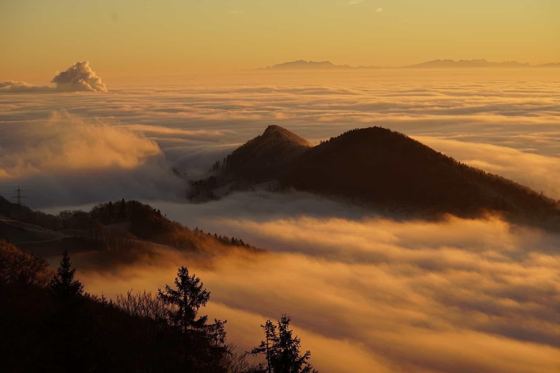 Alp Selva Homberg Hikes in Austria