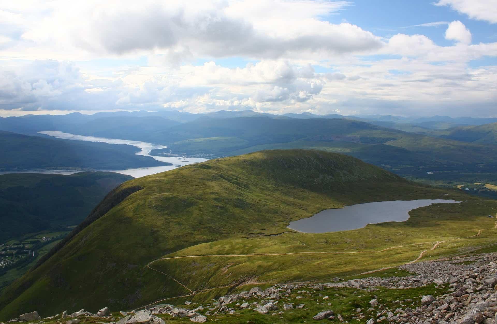 Ben Nevis Scotland Hike