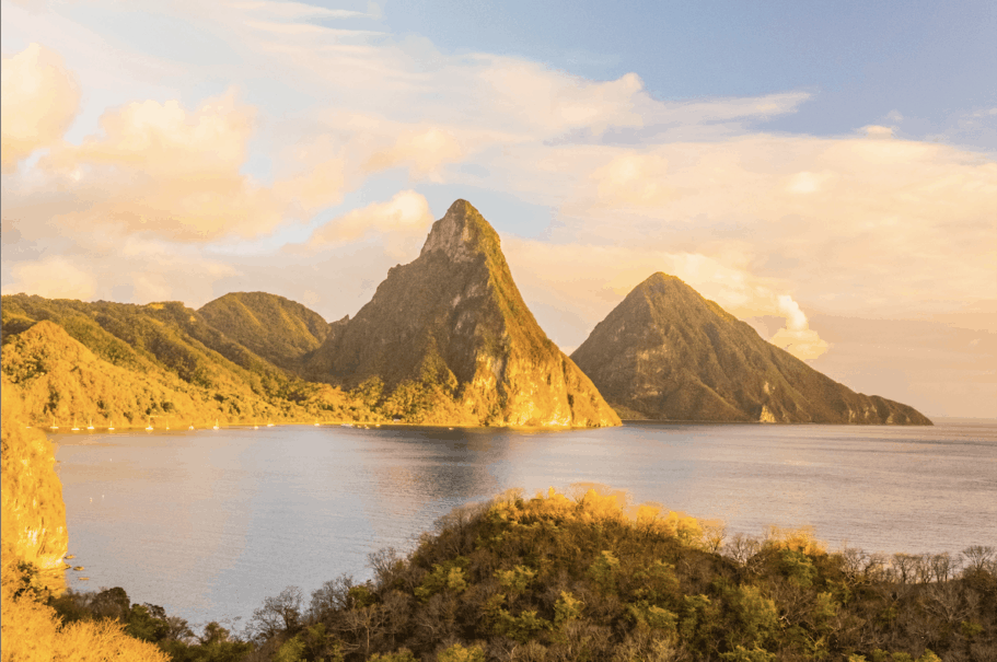 Best Time to Visit St Lucia