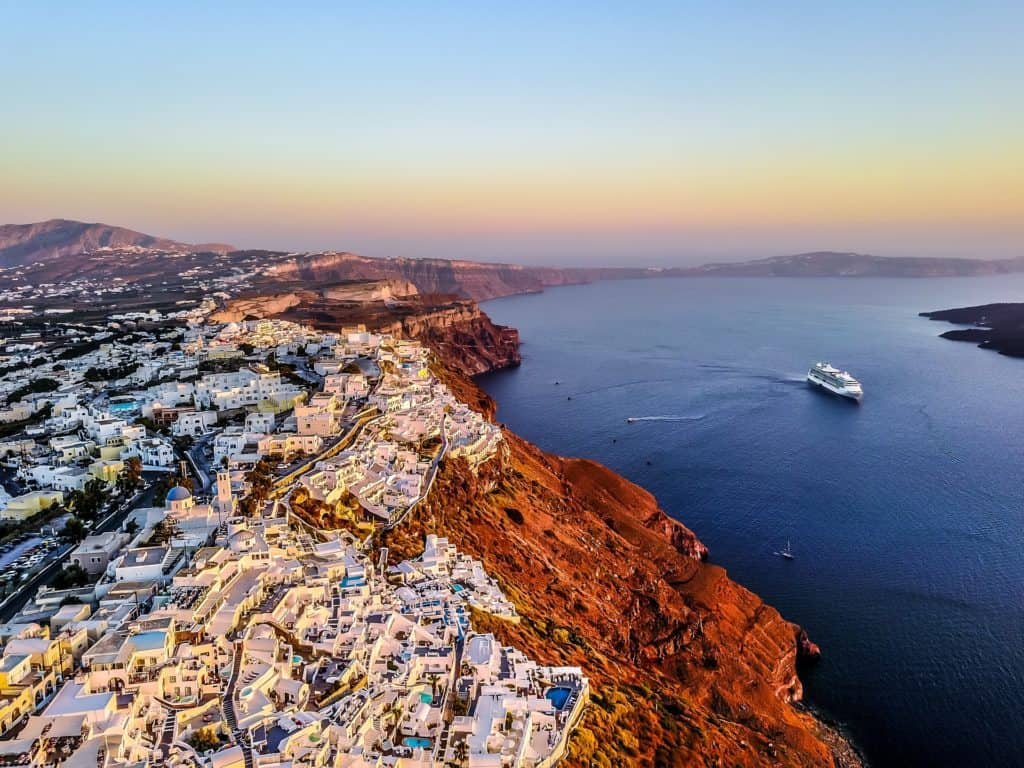 Cost to Travel to Greece