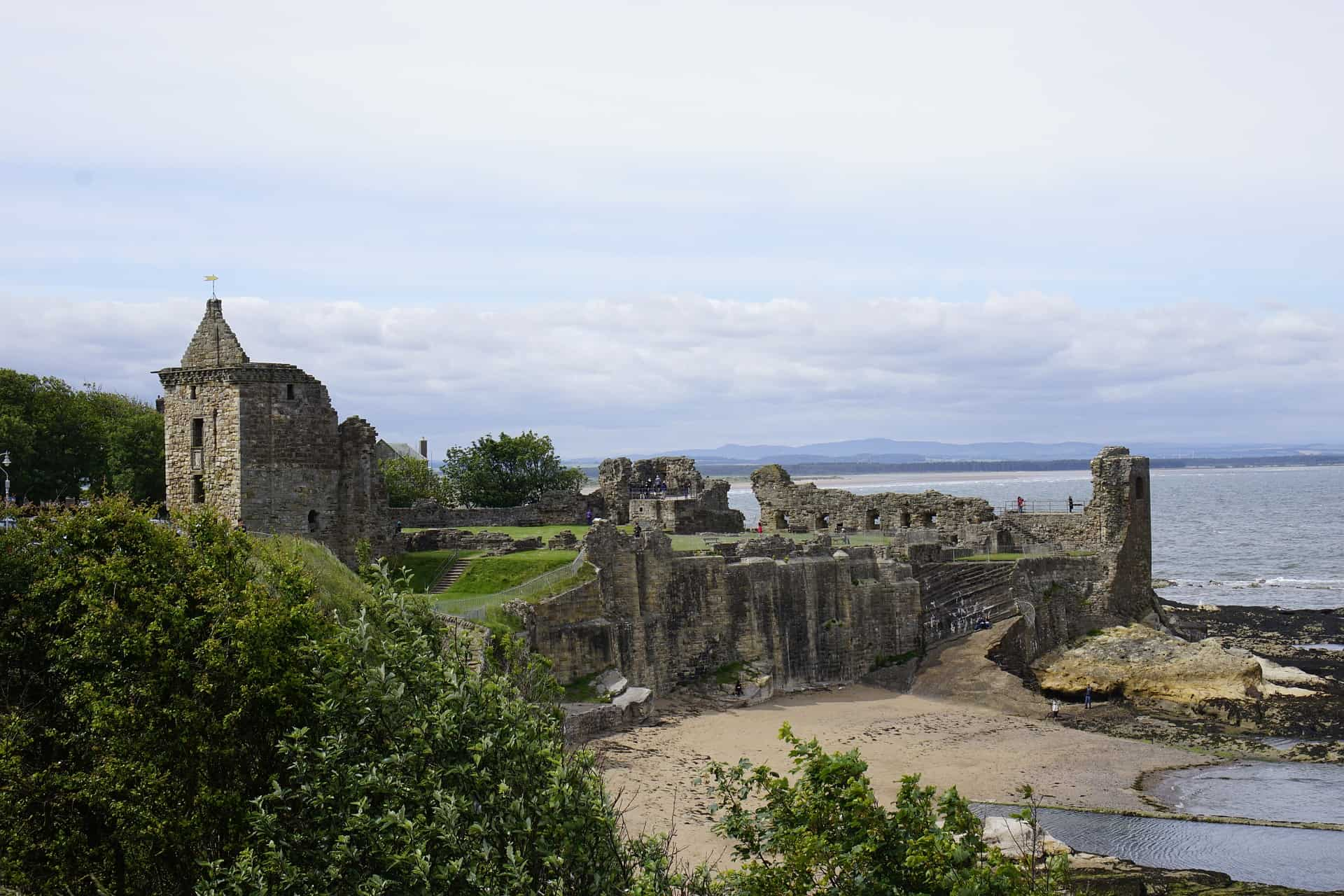 Fife Coastal Path Hikes in Scotland