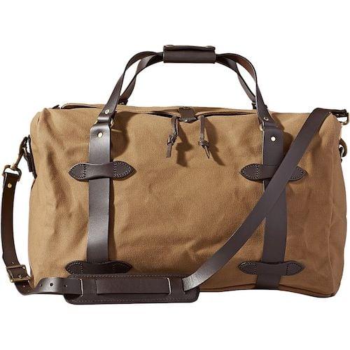 Filson Medium Duffel Safari Bag