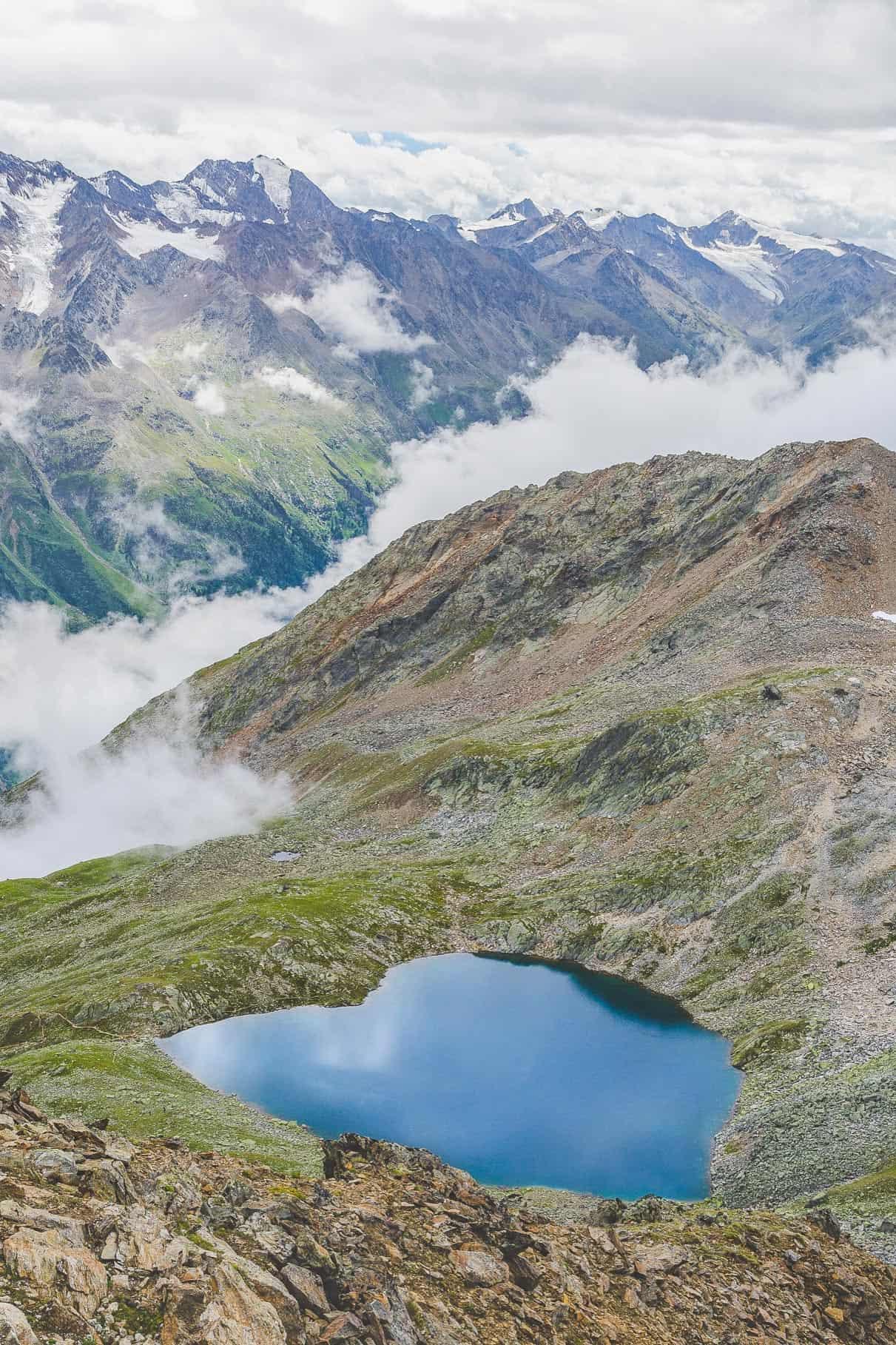 Gaislacher See Hikes in Austria