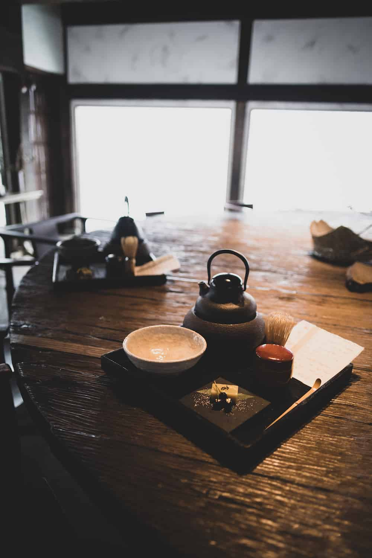 Tea Ceremony at Somoza