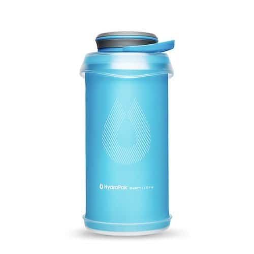 Hydrapak Stash Travel Water Bottle