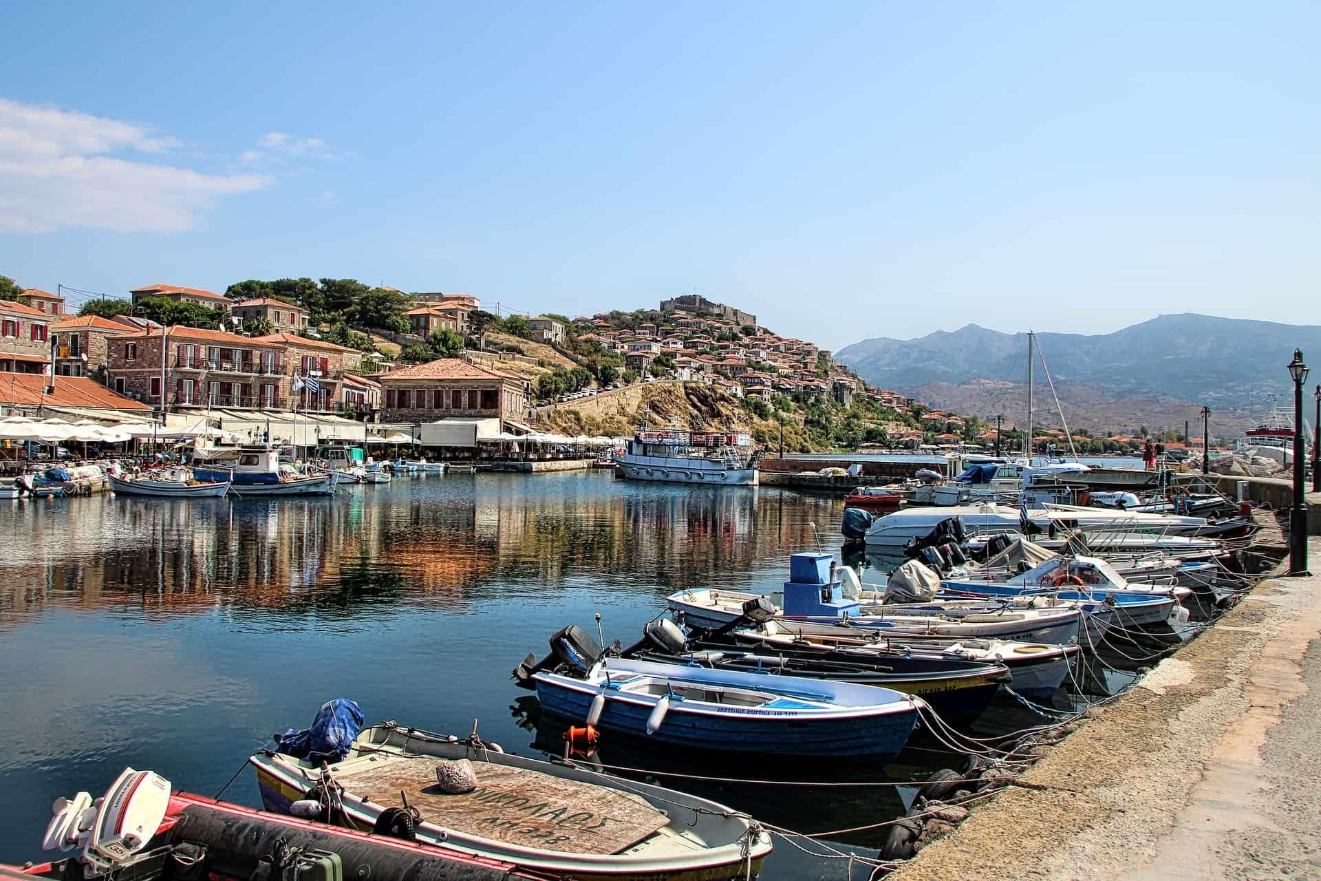Lesbos Greece