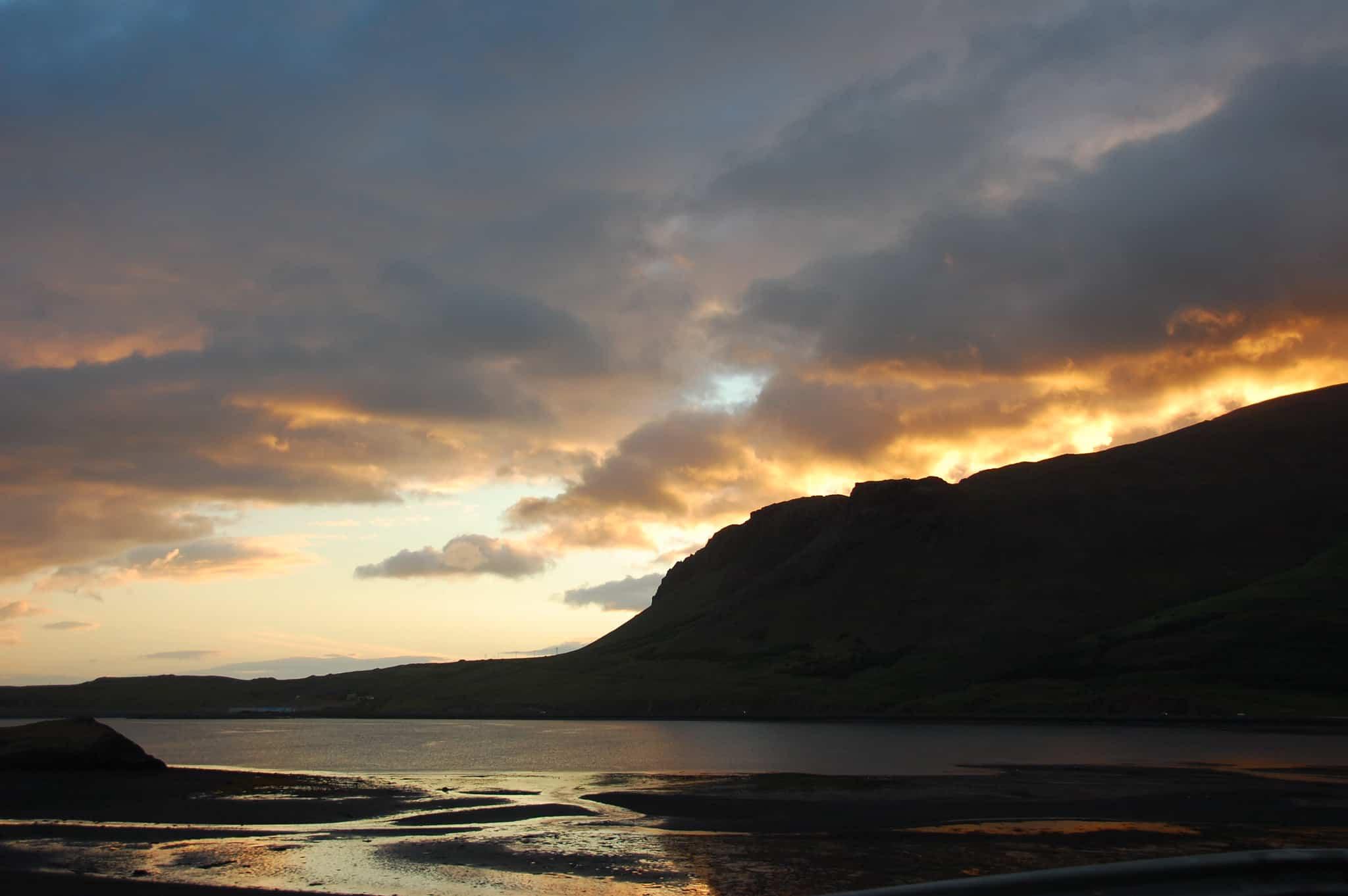 Mount Esja Hiking in Iceland