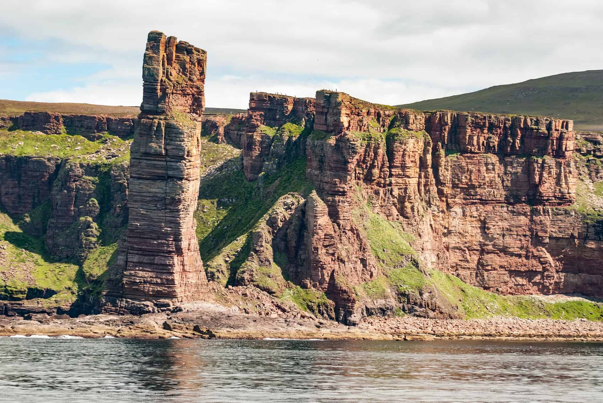 old Man of hoy Hikes in Scotland