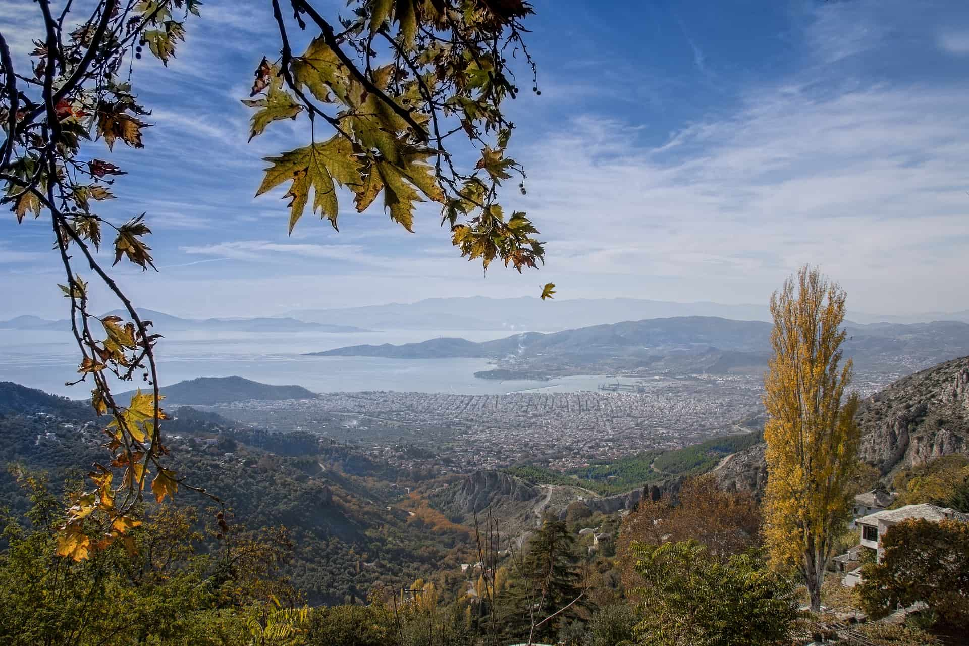 Pelion Hiking in Greece
