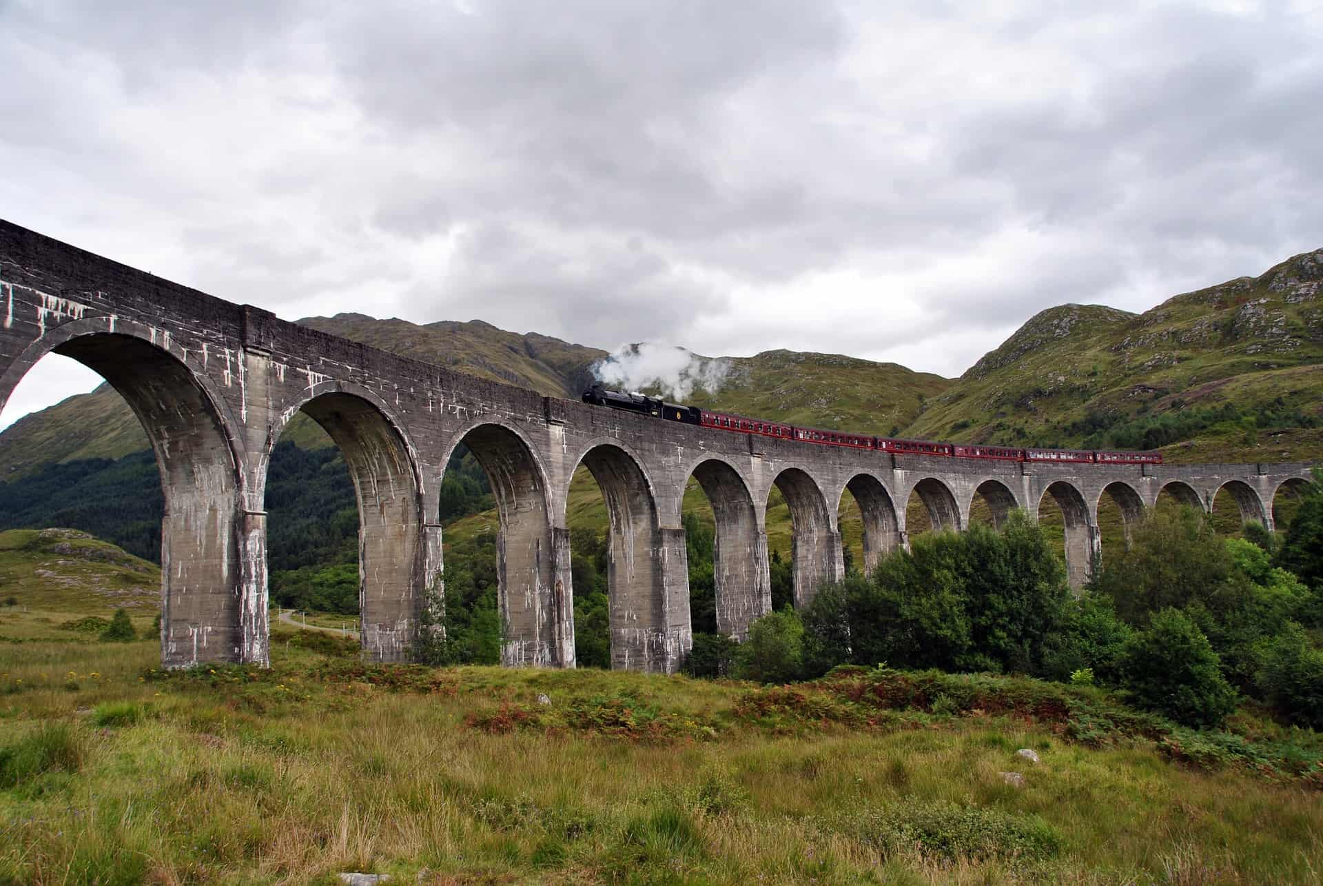 Scotland Train Cost To Travel Scotland