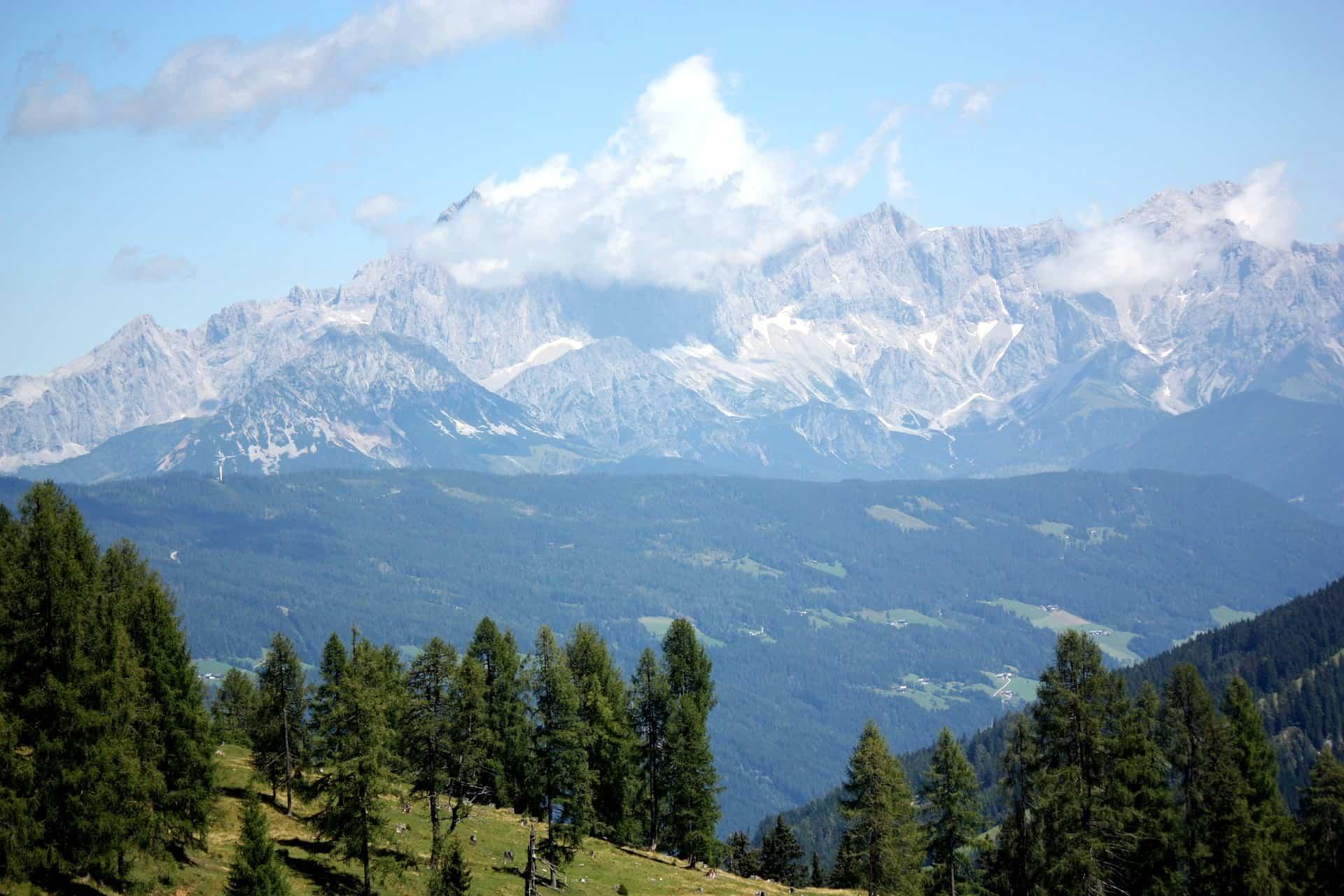 St. Johann Hikes in Austria