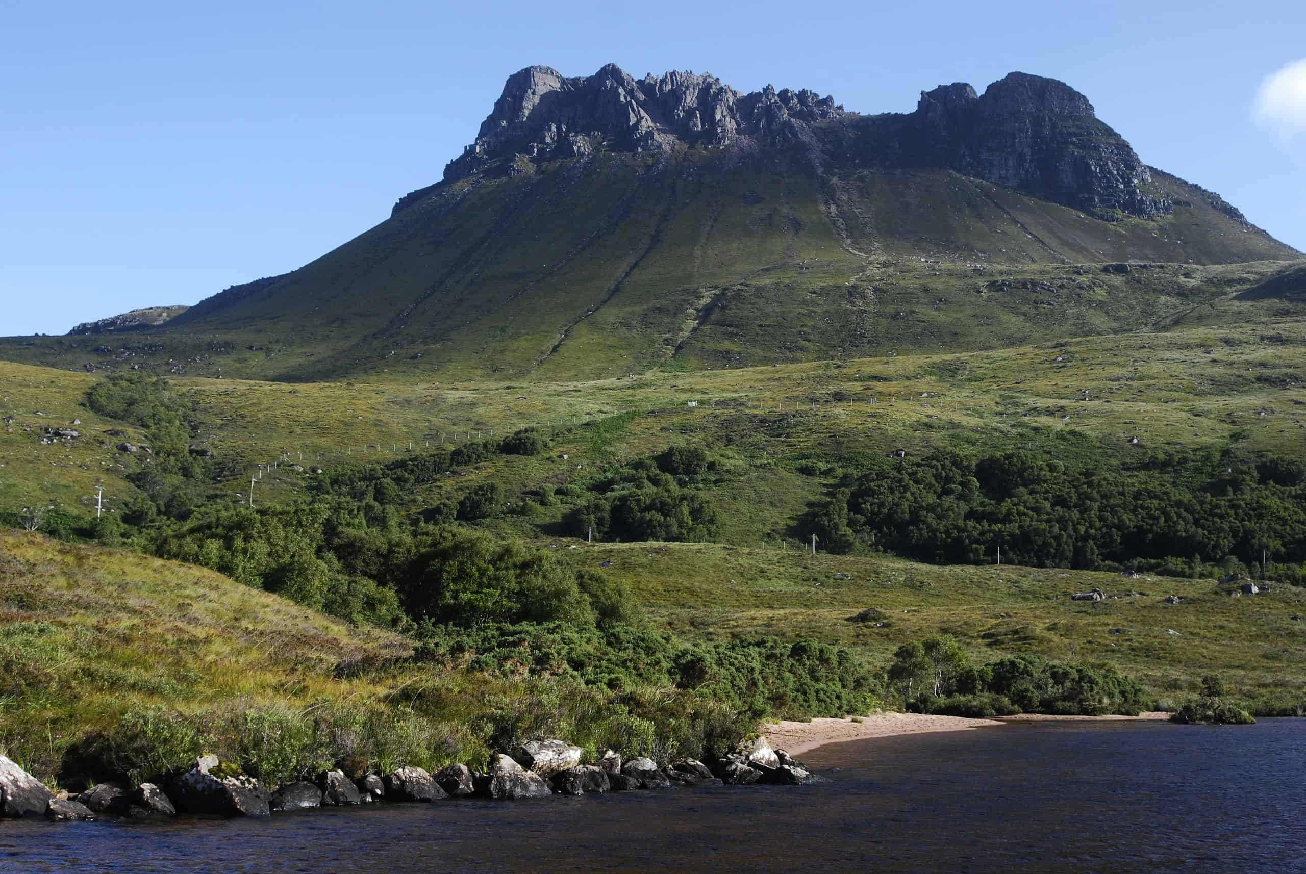 Stac Pollaidh Hikes in Scotland