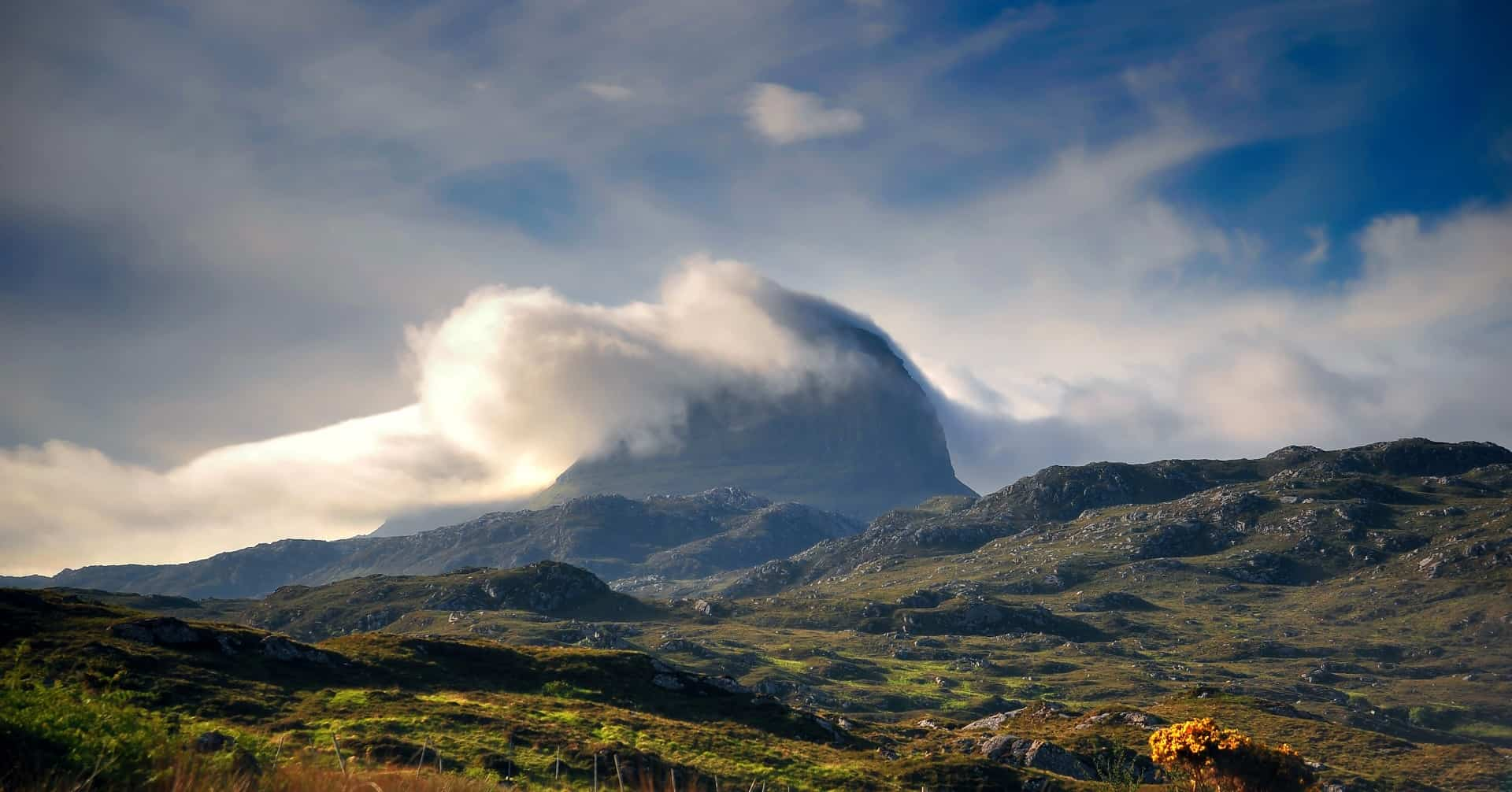 Suilven Hikes in Scotland