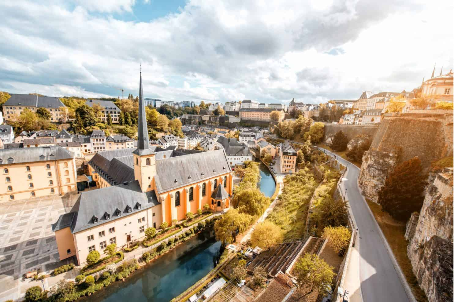 Things to do in Luxembourg