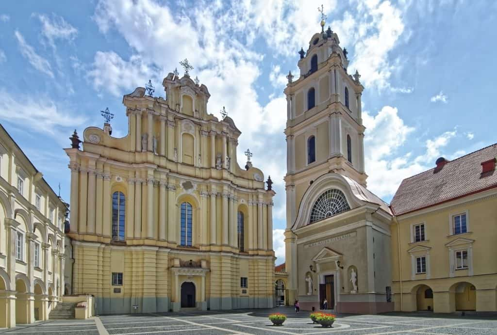Things to do in Vilnius