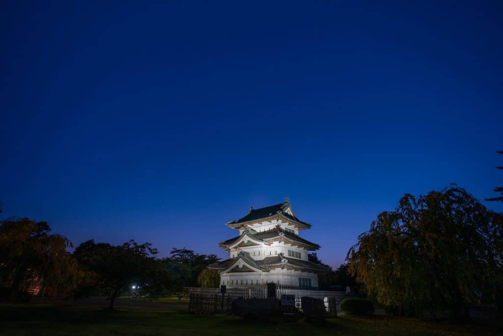 Travel to Tohoku