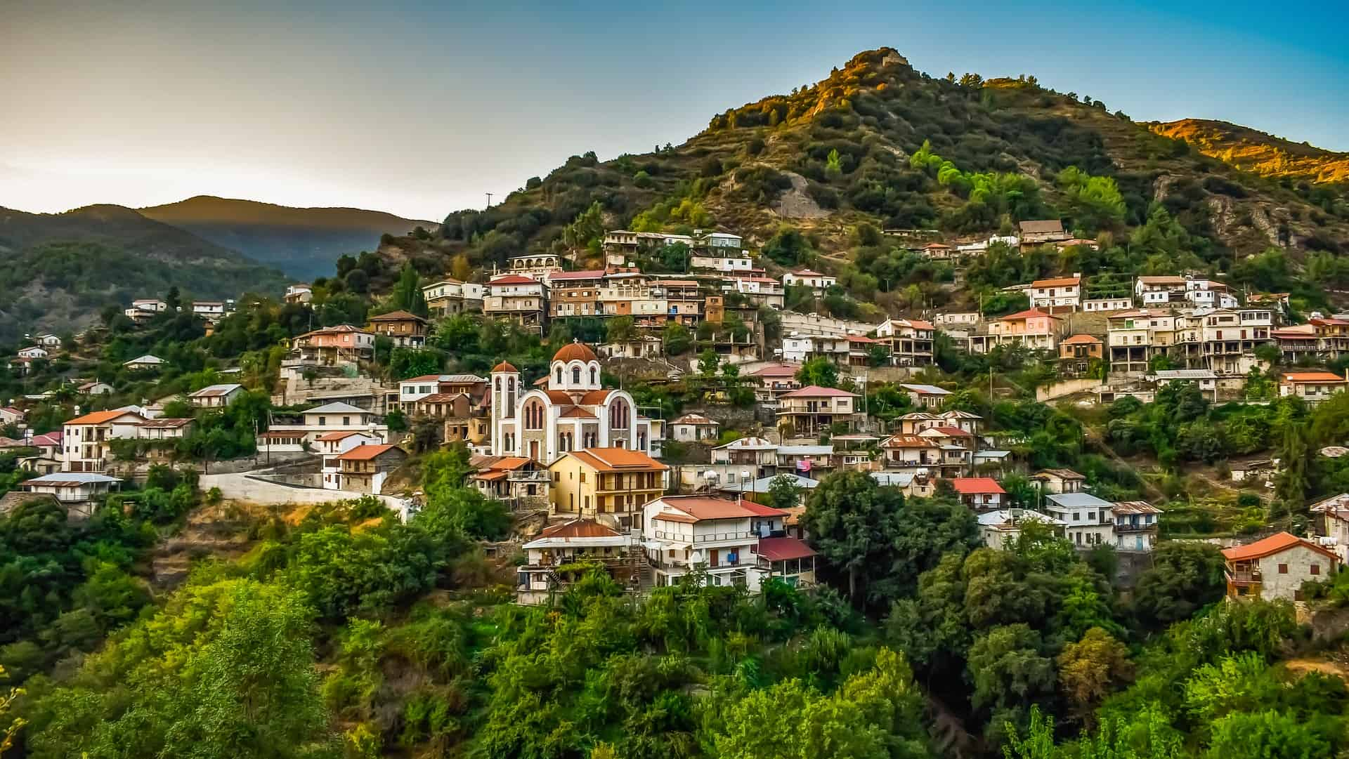 Troodos Mountains Best Hikes in Cyprus