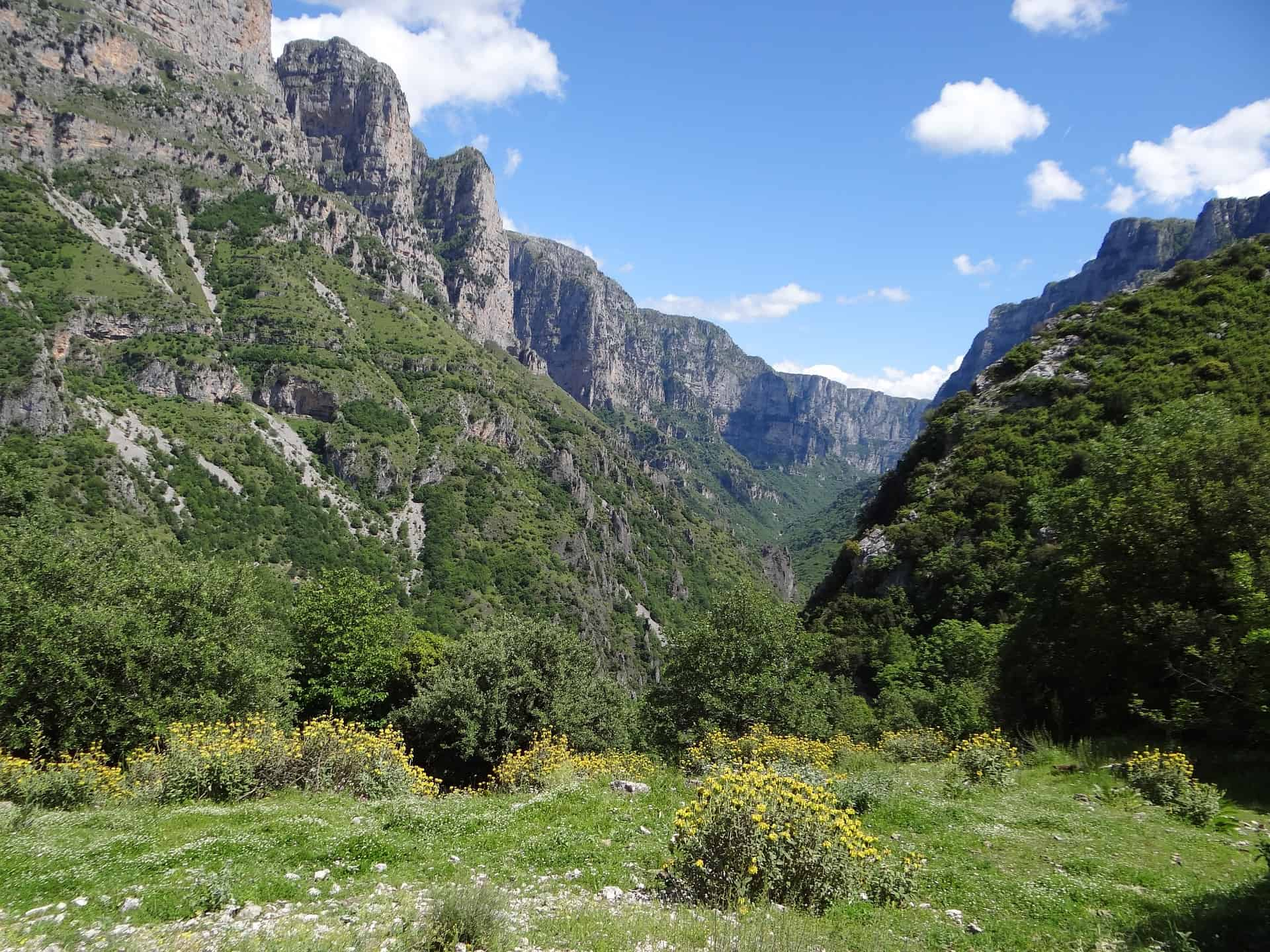 Vikos Gorge Hiking in Greece