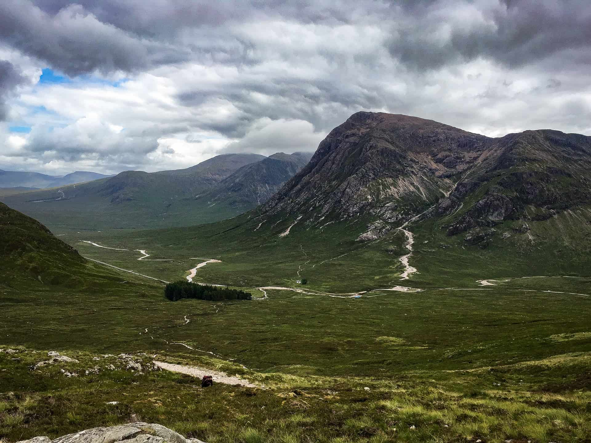 West Highland Way Scotland Hikes