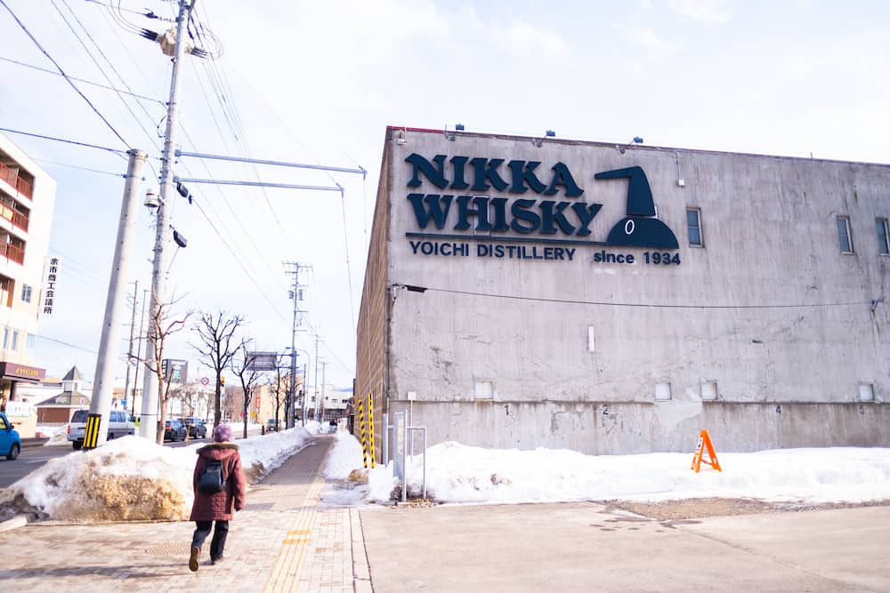 Best Things to do in NIseko - Nikka Whisky Distillery