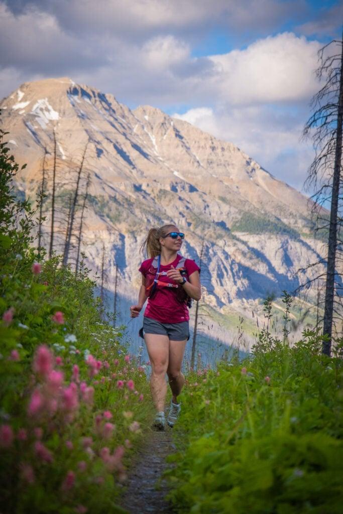 womens trail runners