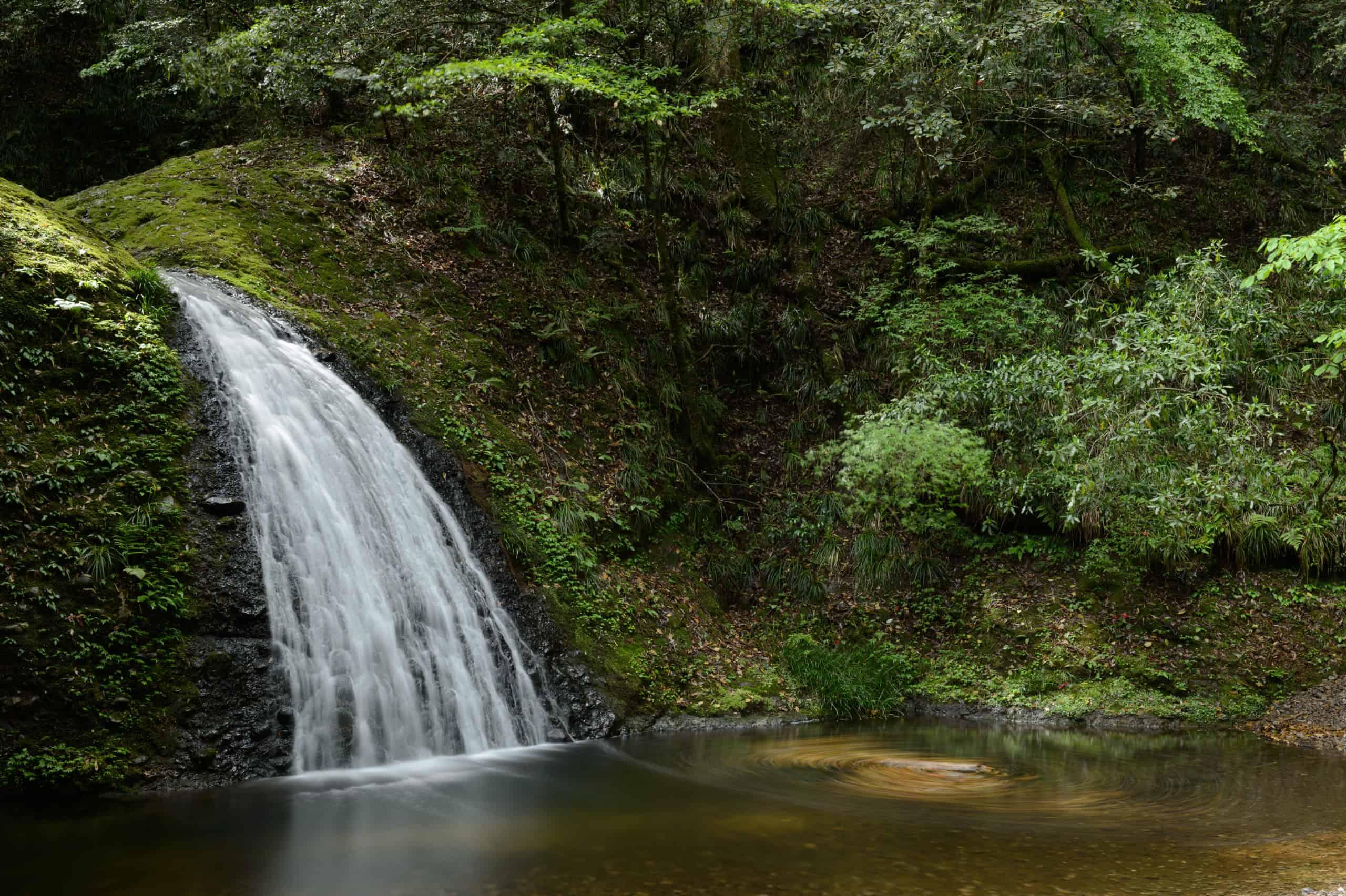 Japanese Waterfalls - Atera Seven Falls