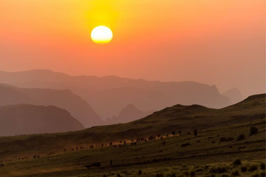 Best Time to Visit Ethiopia