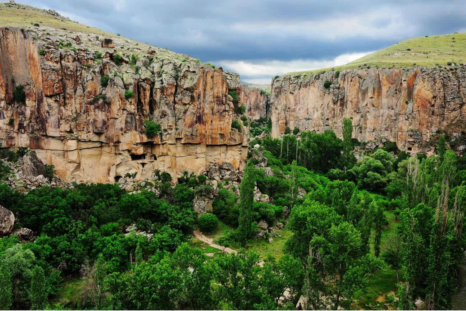 Best hikes in turkey
