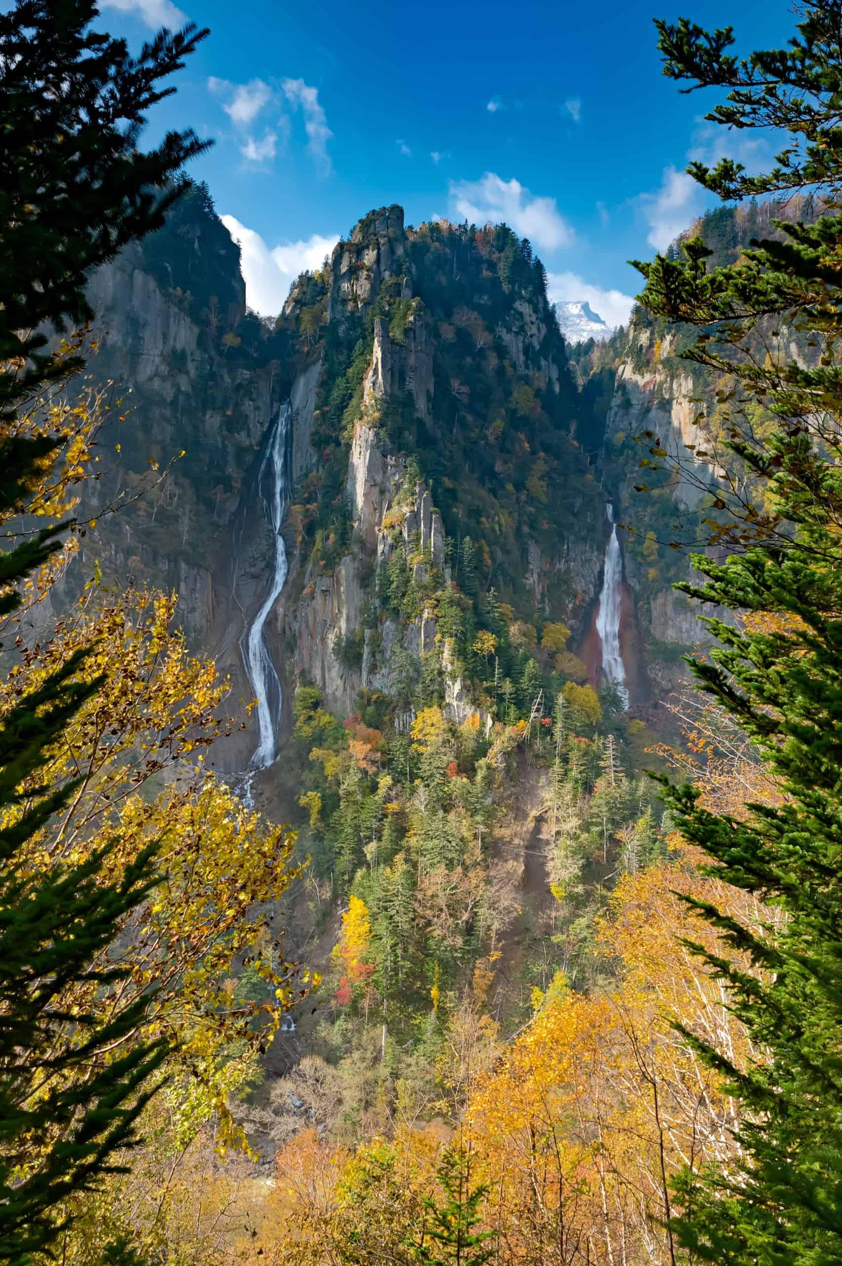 Ginga Waterfall - Best waterfalls in Japan