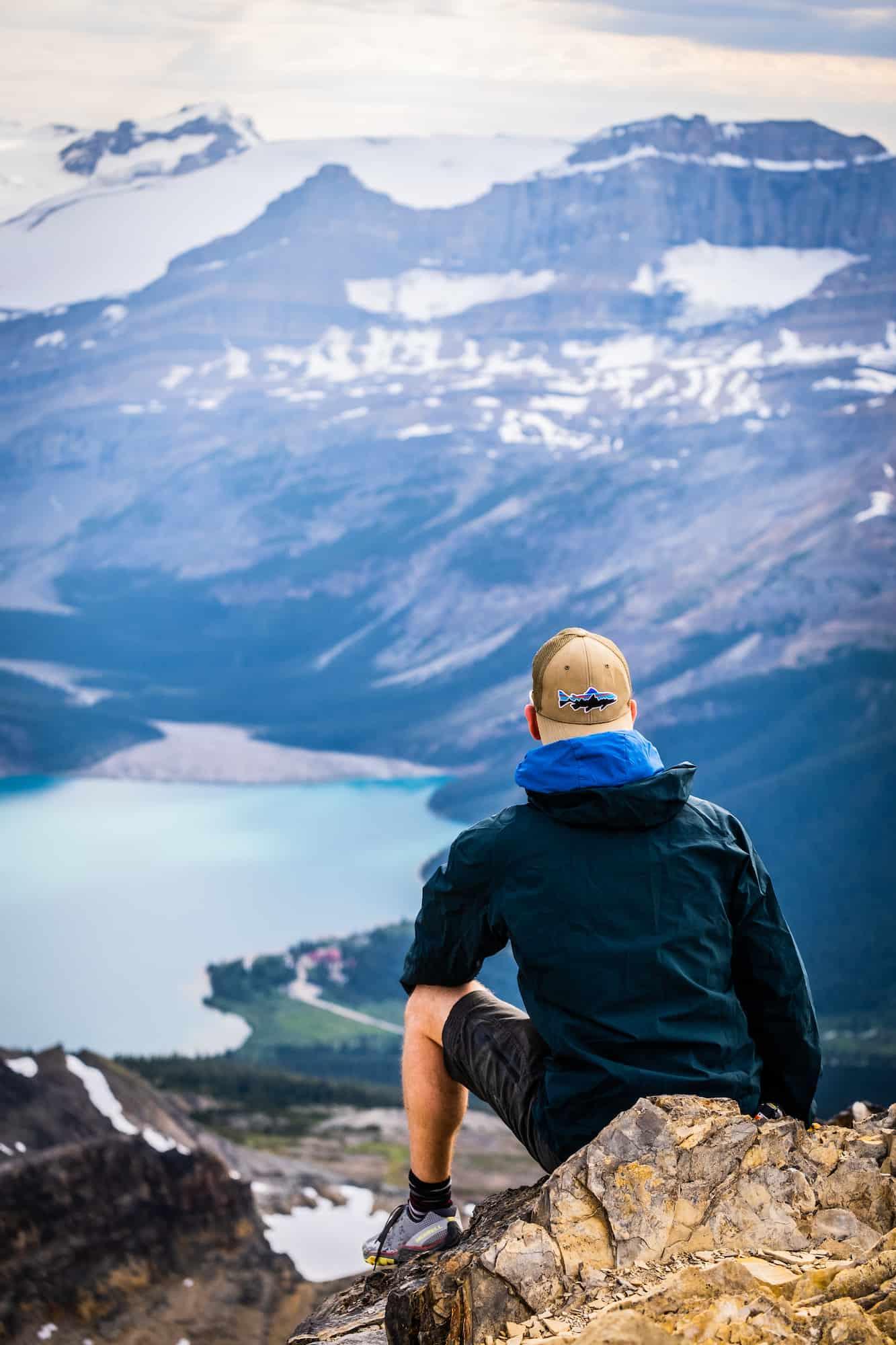 Men's Hiking Clothes Hat